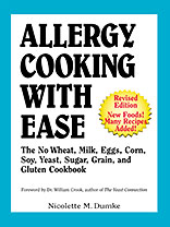 Allergy Cooking with Ease